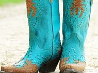 Swanky Cowgirl Boots for Women