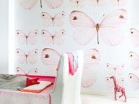 Collecting different styles, colours, brands, eras of Wallcoverings.