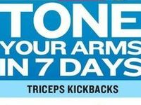 Sculpt Your Arms / Tone and Tighten your arms