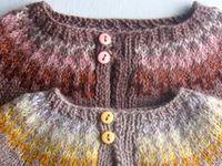 knit...fair isle