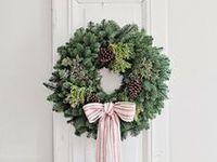 #Christmas #Decorating #Festive #Holidays #Design #Pretty #Lights #Tree #Home #Santa