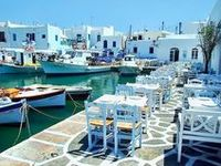 Around Paros / Casually around Paros.