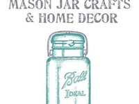 CRAFTS - mason jars, other jars, anything