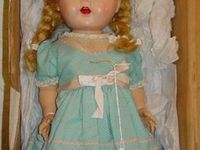 Vintage Dolls, Clothes and Ideas