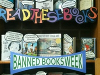 Book and Library Displays