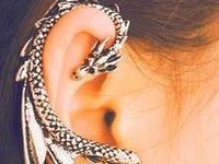 Piercings and tattoos / I'd like to have these, but I'm just a coward :D