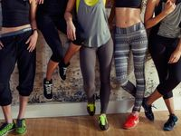 Fitness Gear & Shoes