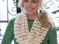 Crochet Adult Scarves