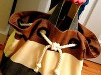 bags and totes (fabric)
