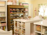 Craft Rooms, Studio's and Office spaces