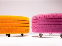 Formas de Reutilizar y Reciclar Viejos Neumáticos, Ways to Reuse and Recycle Old Tires