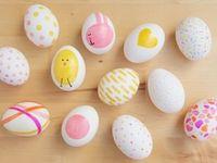 Bunnies & Eggs