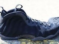 Shopping Online for fashion designed Nike Air Foamposites Black Suede 2014.Authentic Cheap Foamposites for sale with free shipping! http://www.blackonshoes.com/nike+air+foamposite