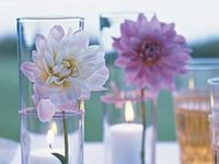 Centerpieces & Candles