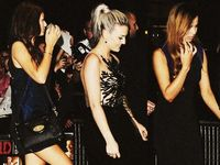 Danielle, Eleanor, Perrie, and Sophia. The girls who dated, are dating 1D and I love each and every one of them.