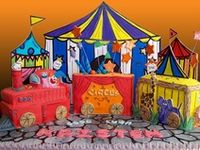 Carnival and Circus Cakes