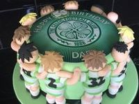 ... Cakes on Pinterest  Football, Football pitch cake and Soccer teams