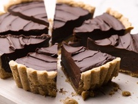... Food on Pinterest | Chocolate Tarts, Panna Cotta and Smoked Salmon
