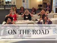 Patty on the Road / Keep up with all of Patty's travel, classes, and events!