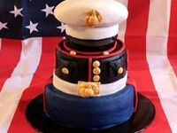 T MILITARY CAKE