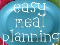 Shopping On A Budget and Menu Planning