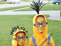 DIY and family friendly costumes