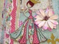 Paperdolls & -dresses