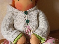 Waldorf Dolls and Clothing