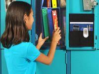 School lockers, locker DIY