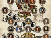 British royals, nobles and European relatives.