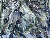 Repository, for Ideas For the Novel , The Dragon, The Wolf and The Raven.  Help with descriptions of characters, and settings. I will take the ones that fit best and use for a new board ( Character cards).