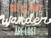 completely consumed with wanderlust