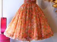 Dreaming of those beautiful dresses