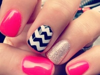 nails, hair, makeup, ect...