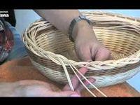 Pletenie z papiera,plet.košíkov a pod.