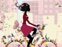 Bikes and skirts