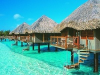 Paradise, Tahiti, bora bora, islands, beaches