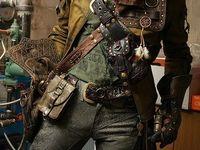 Men's Steampunk Attire
