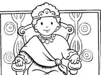 22 best images about bible story josiah on pinterest for King josiah coloring page