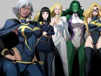 Super Power Women