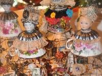 china and silverware crafts