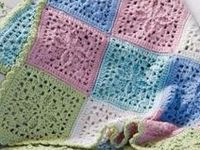 Crochet Patterns Knee Rugs : about Crochet - Knee and Baby Rugs on Pinterest Blanket crochet ...
