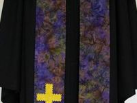 lent colors and symbols