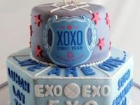 16 best images about EXO on Pinterest  Birthday cakes, Suho and The o ...