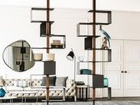 Contemporary Living Room / Contemporary living space to relax