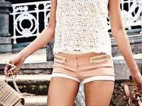 Feel Summer with Shorts! / women fashion, summer shorts, fashion, style, σορτς, μόδα, clothes, shop