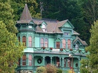 What can I say?  I love Victorian Homes. I'll post most of them in the main board first before moving them here. :)