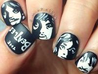 My nails from around the world wide web!