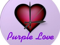 Weddings that purple is the main color, or a helping color in a wedding color scheme.