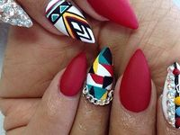 """I am different when my nails are done....""― Marian Keyes"